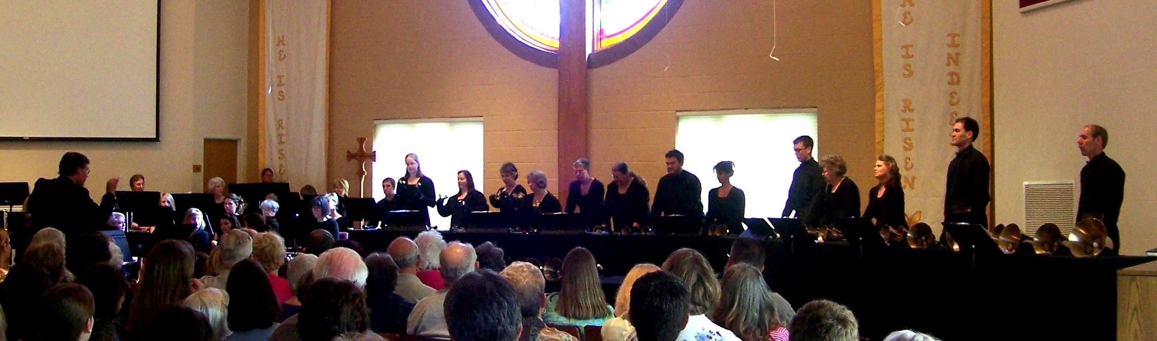 PPR performed with Pikes Peak Flute Choir on April 29, 3 p.m.